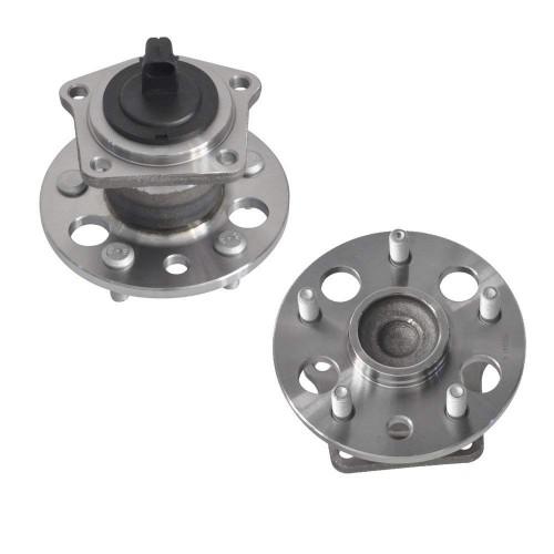 2468 FRONT KIT CERAMIC Pads Platinum Hart *DRILLED /& SLOTTED* Brake Rotors